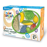 New Sprouts Fresh Picked Fruit Veggie Tote - EducationalLearningGames.com