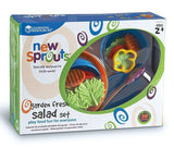 New Sprouts® Garden Fresh Salad Play Food Set Ages 2+