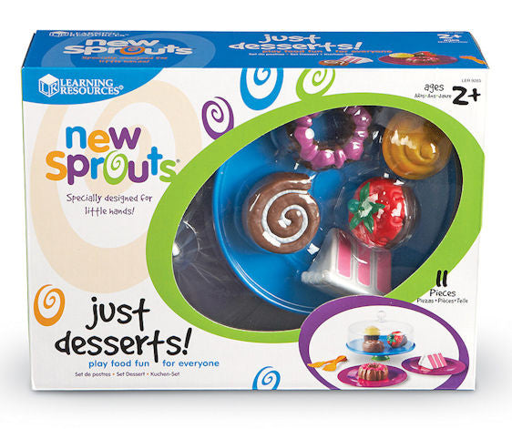 New Sprouts® Just Desserts!