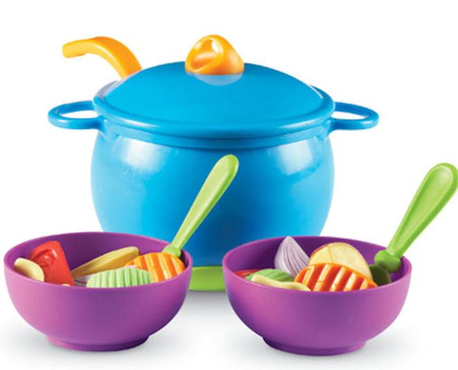 New Sprouts® Soup's On! Play Food Set Ages 2+