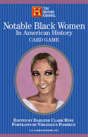 Notable Black Women in American History Playing Card Game - EducationalLearningGames.com