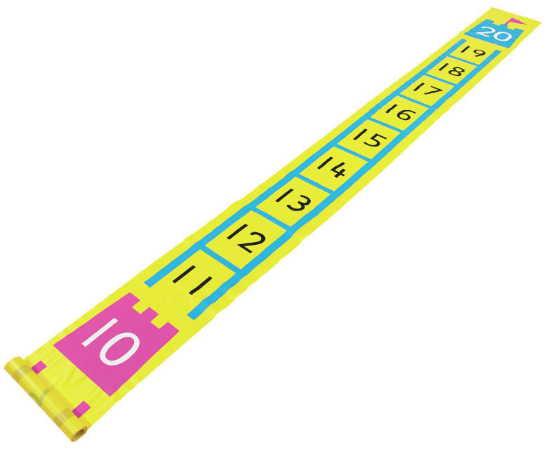 Number Track Game - EducationalLearningGames.com