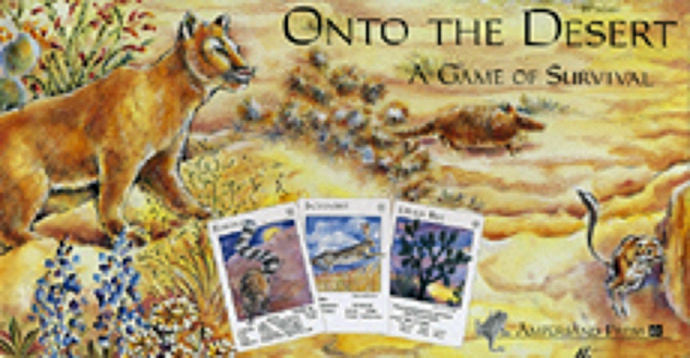 Onto the Desert Game - EducationalLearningGames.com
