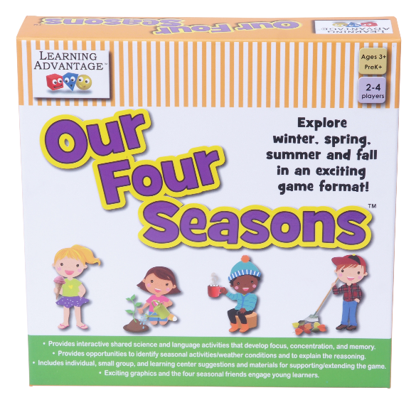 Our Four Seasons™ Game
