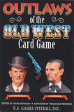 Outlaws of the Old West Playing Card Game - EducationalLearningGames.com