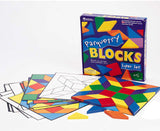 Parquetry Block Super Set 20 Pattern Cards