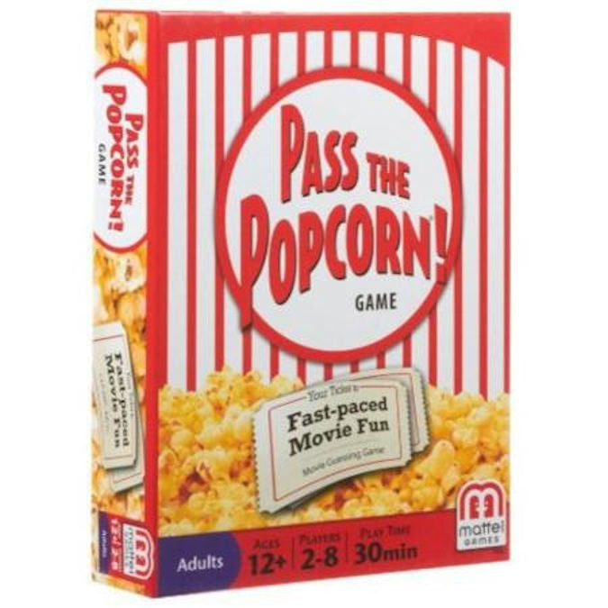 Pass the Popcorn Game EducationalLearningGames.com