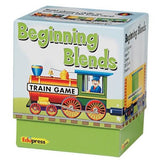 Phonics Train Game, Beginning Blends