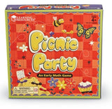 Picnic Party™ An Early Math Game