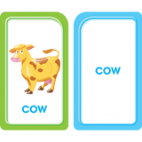 Picture Words Flash Cards - EducationalLearningGames.com