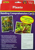 Plants, Reading Comprehension Science Cards