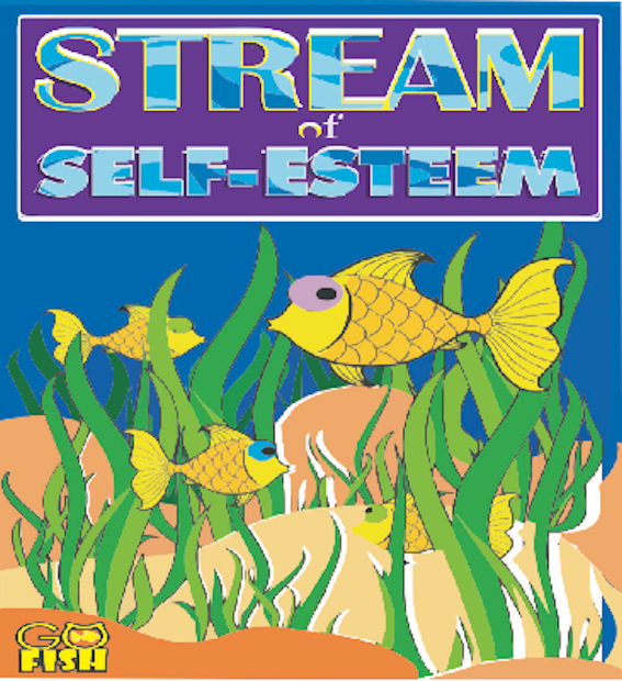 Play-2-Learn Go Fish Stream of Self-Esteem - EducationalLearningGames.com