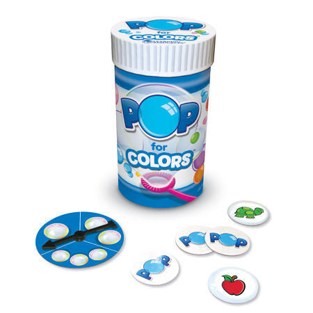 Pop for Colors Game - EducationalLearningGames.com