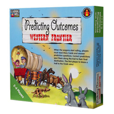 Predicting Outcomes Western Frontier Game, Green Level EducationalLearningGames.com
