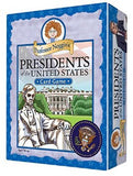 Presidents of the United States Professor Noggin's Card Game