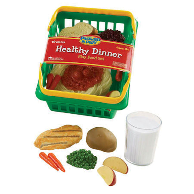Pretend & Play® Healthy Dinner Set