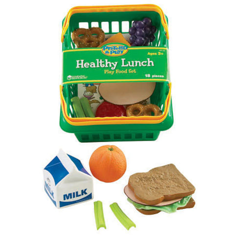 Pretend & Play® Healthy Lunch Set