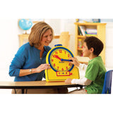 Primary Telling Time Teacher 12 Hour Learning Clock EducationalLearningGames.com