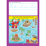 Printing Fun Workbook Write & Reuse Wipe-off - EducationalLearningGames.com