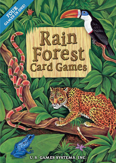 Rain Forest Card Game - EducationalLearningGames.com