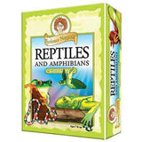 Professor Noggin's Cards Reptiles and Amphibians - EducationalLearningGames.com