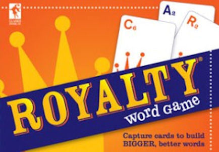 Royalty Word Card Game - EducationalLearningGames.com