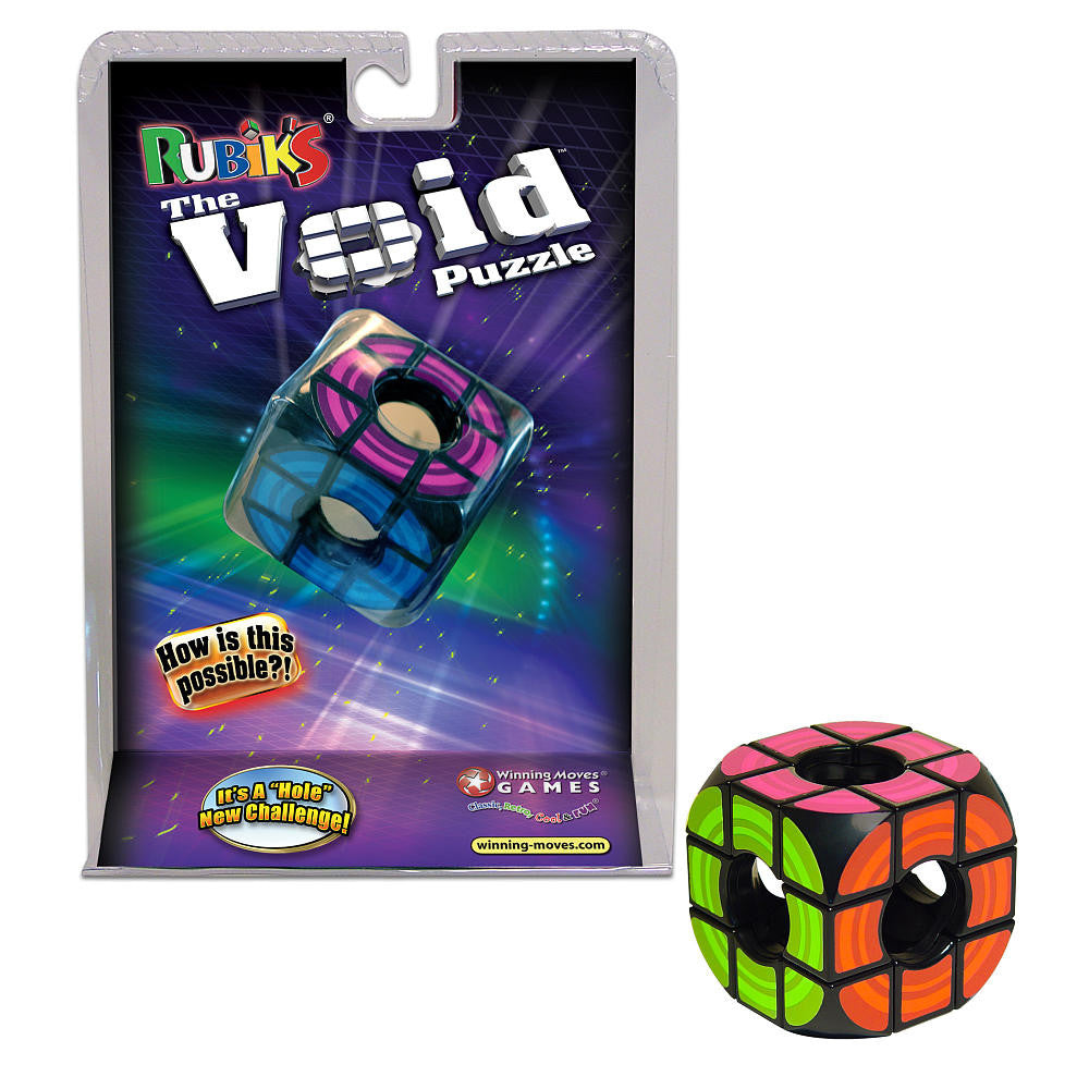 Rubik's The Void Puzzle - EducationalLearningGames.com