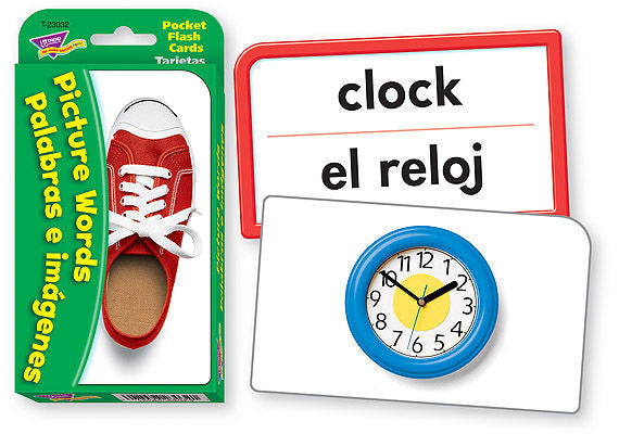 SPANISH Home Picture Words Palabras E Imagenes En Casa - EducationalLearningGames.com