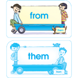 Sight Words Flash Cards - EducationalLearningGames.com