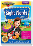 Sight Words Level 1 DVD Video