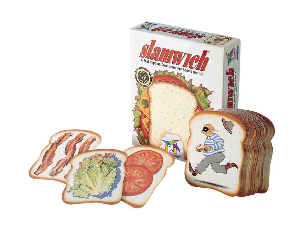Slamwich Card Game - EducationalLearningGames.com