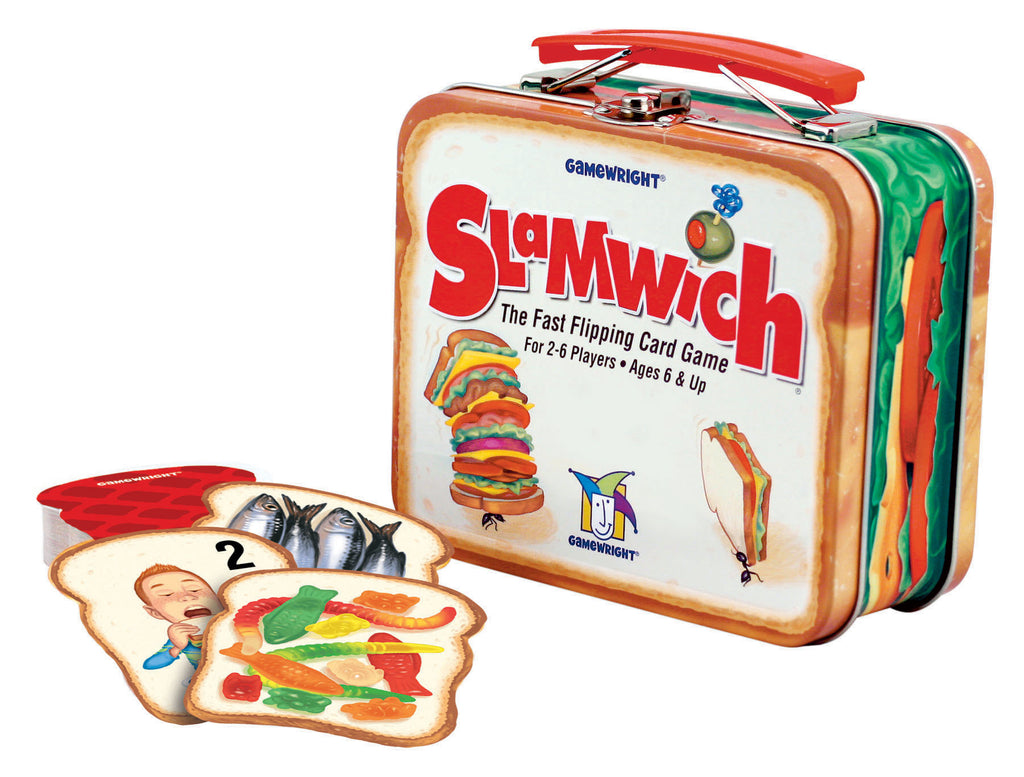Slamwich Collector's Edition Card Game - EducationalLearningGames.com