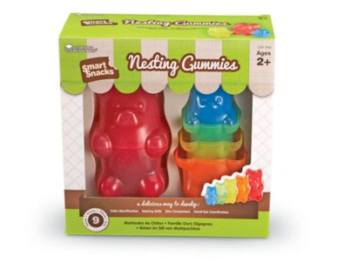 Smart Snacks Nesting Gummies - EducationalLearningGames.com