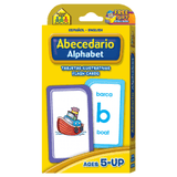 Spanish Bilingual Alphabet Flash Cards - EducationalLearningGames.com