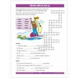 Spelling Puzzles 3-4 Workbook