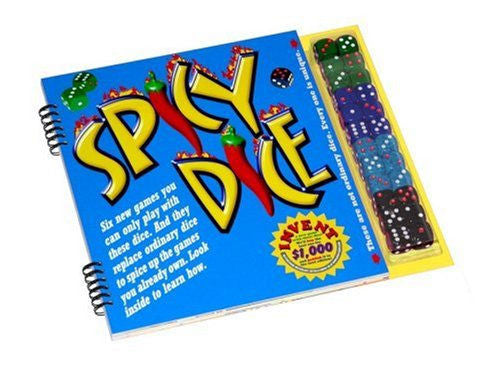 Spicy Dice Game - EducationalLearningGames.com
