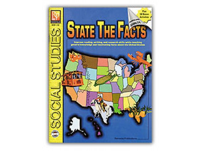 State the Facts Workbook - EducationalLearningGames.com