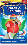 States & Capitals Rap Audio CD & Book