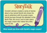StoryTalk Conversation Cards Story Talk - EducationalLearningGames.com