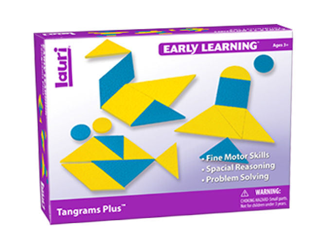 Tangrams Plus Game