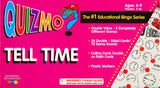 Tell Time Quizmo Game
