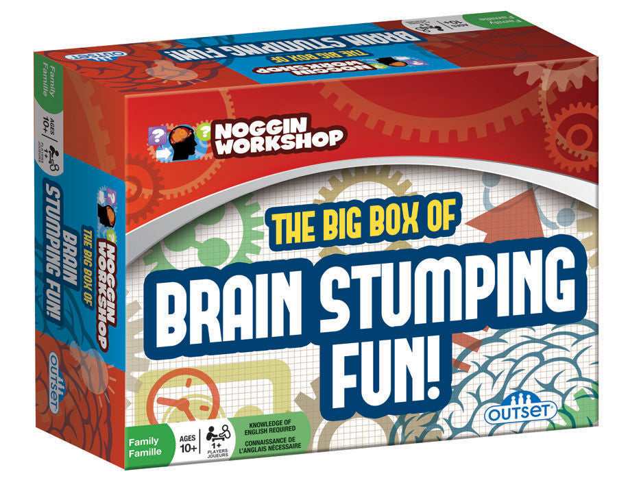 The Big Box of Brain Stumping FUN - EducationalLearningGames.com
