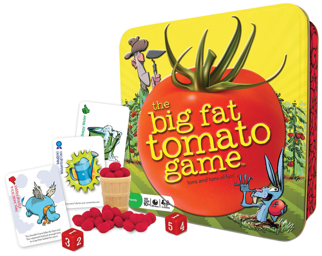 The Big Fat Tomato Game - EducationalLearningGames.com