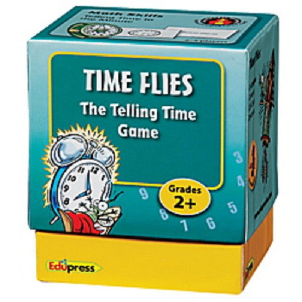 Time Flies The Telling Time to the Minute Game