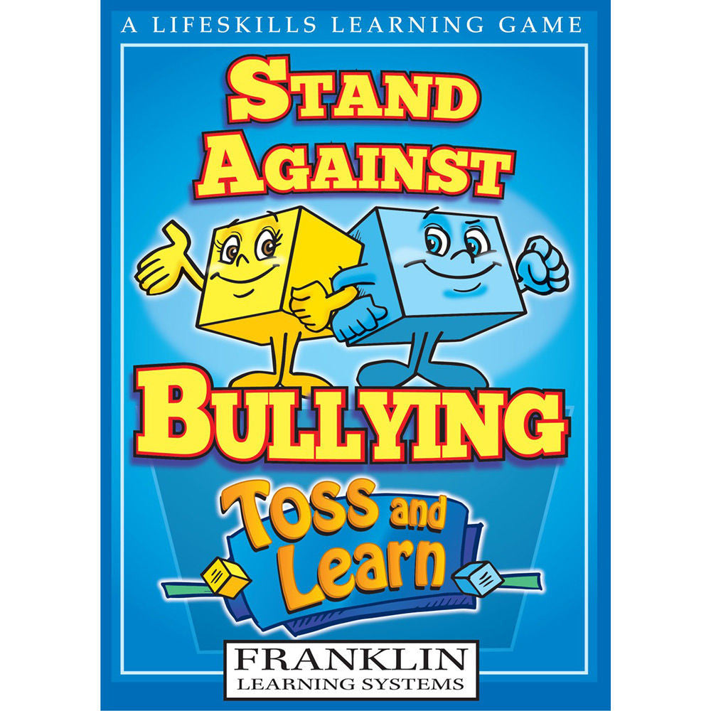 Toss and Learn Stand Against Bullying Game EducationalLearningGames.com