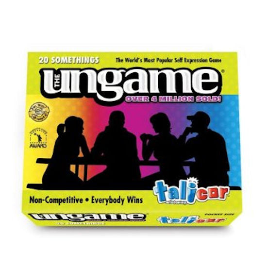 Ungame 20 Somethings - EducationalLearningGames.com