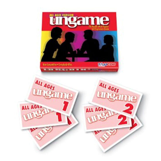 Ungame All Ages Pocket Expansion Set - EducationalLearningGames.com