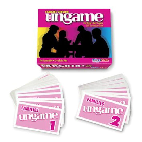 Ungame FAMILY Pocket Expansion Set - EducationalLearningGames.com