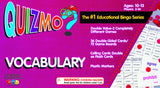 Vocabulary Quizmo Game