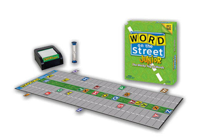 Word on the Street Junior Game - EducationalLearningGames.com